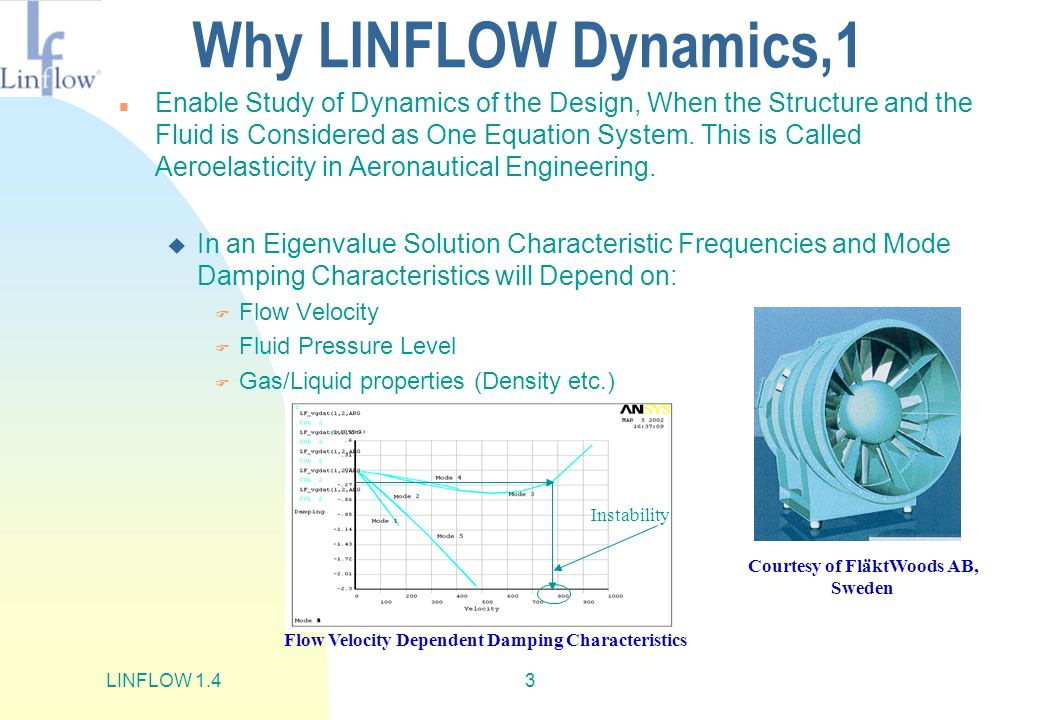 Why LINFLOW Dynamics,1