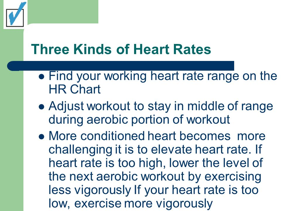 All About Heart Rate Going For The 3 Increases Increase In Health