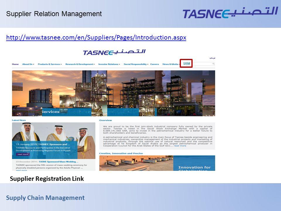 Supplier Registration - ppt video online download