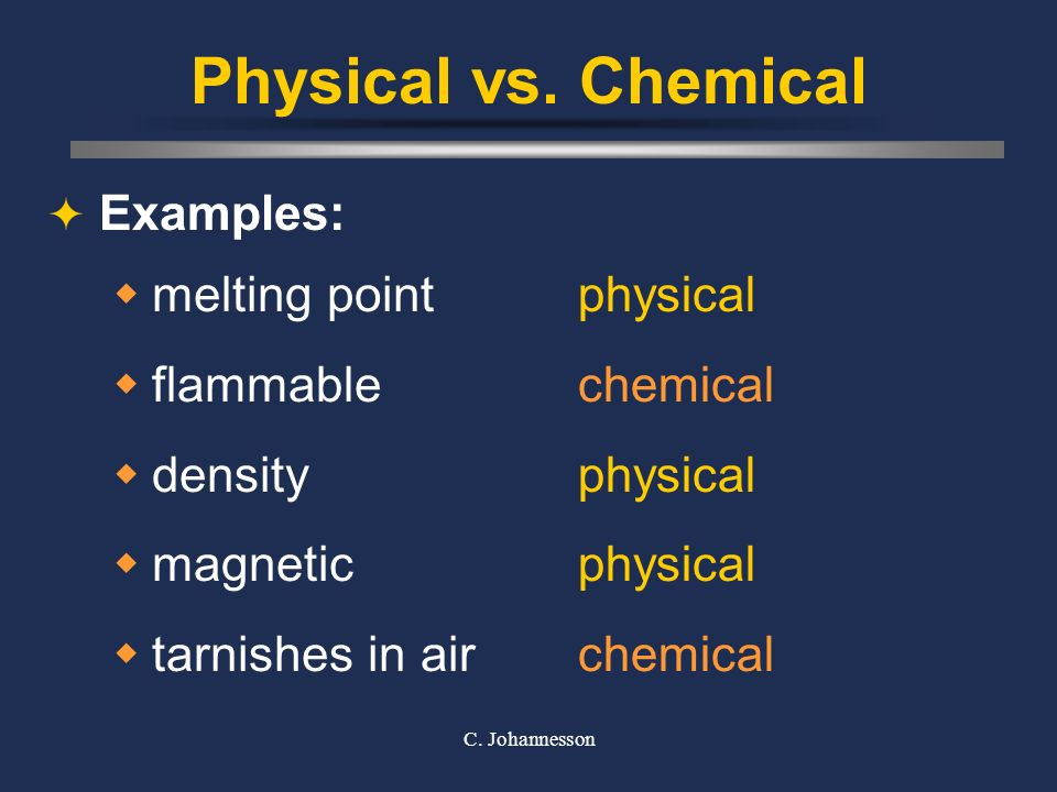 I Chemistry As A Physical Science Ppt Video Online Download