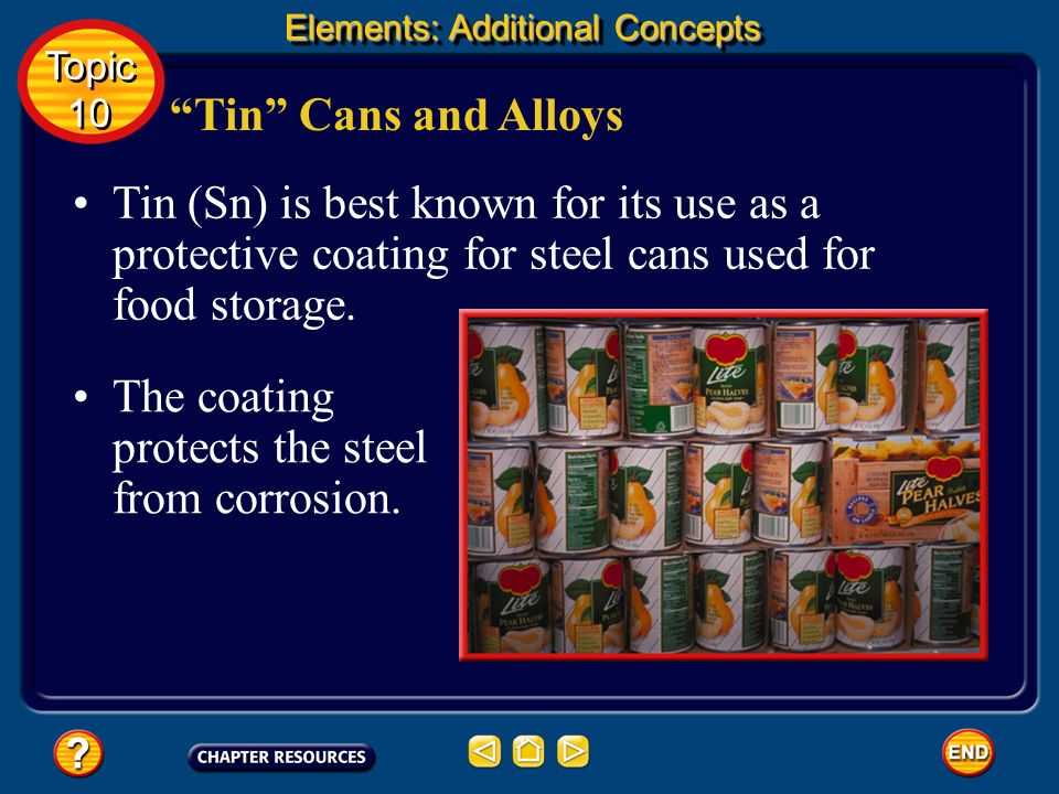 The coating protects the steel from corrosion.