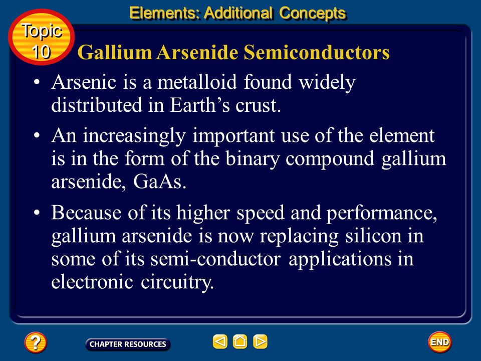 Gallium Arsenide Semiconductors