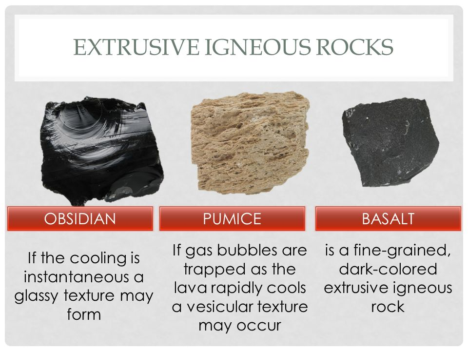 Images of Extrusive Igneous Rocks - #rock-cafe
