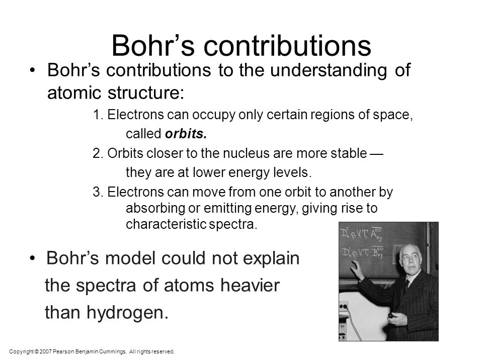 henri becquerel contribution to the atomic theory