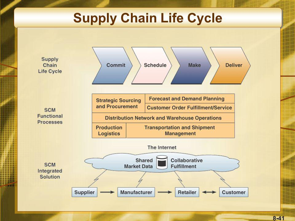 Supply Chain Life Cycle