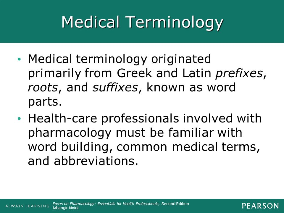 3 terminology abbreviations and dispensing prescriptions ppt