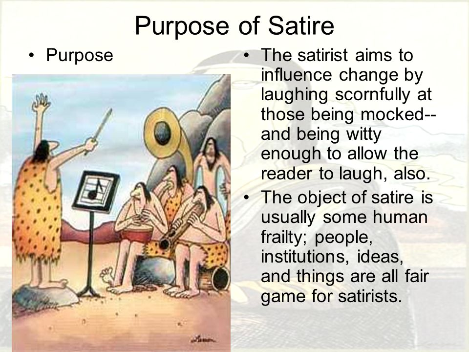 satire cartoon ideas