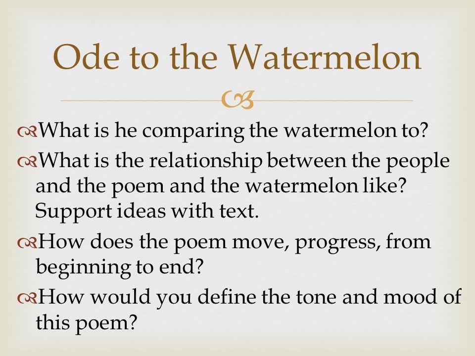 Odes Poems Of Celebration Ppt Video Online Download