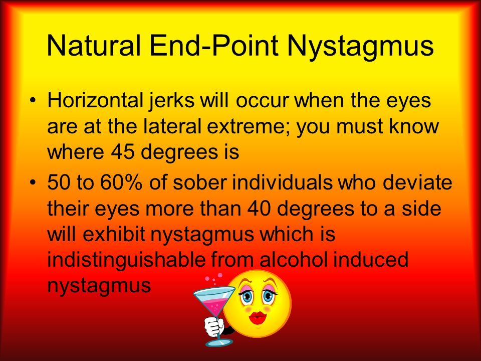 Natural End-Point Nystagmus