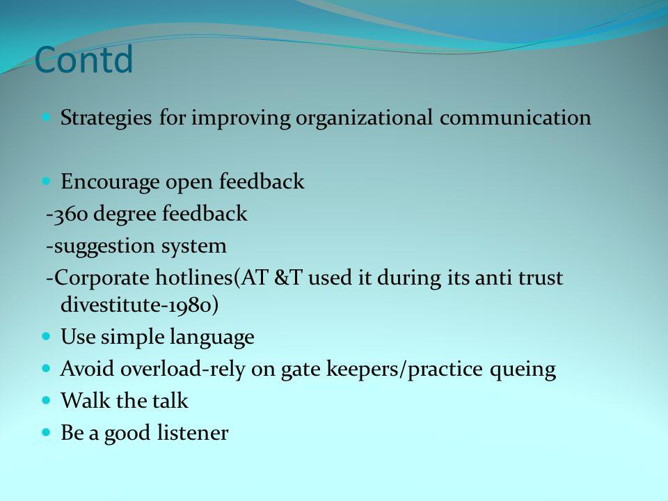 Organizational Communication - ppt download