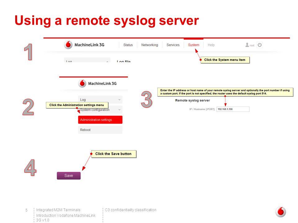 Vodafone MachineLink 3G - ppt video online download