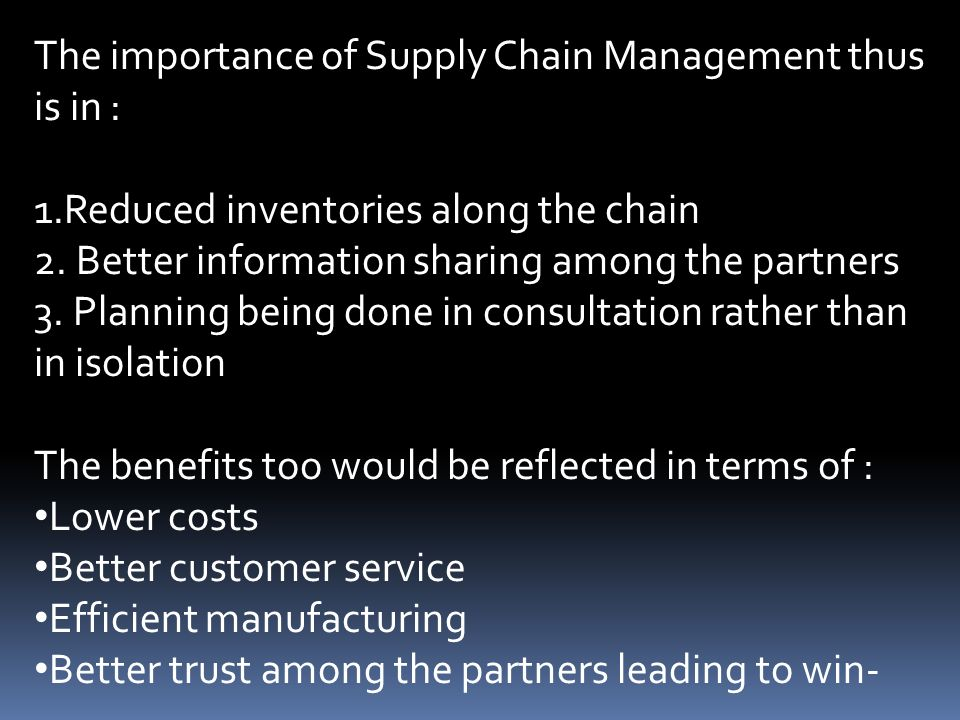 Elements of Logistics and Supply Chain Management  - ppt