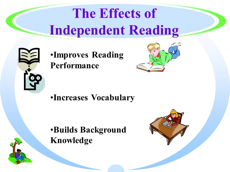 The Effects of Independent Reading