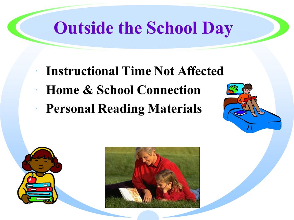 Outside the School Day Instructional Time Not Affected