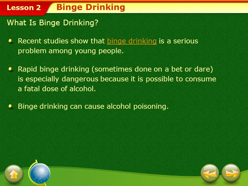 Binge Drinking What Is Binge Drinking
