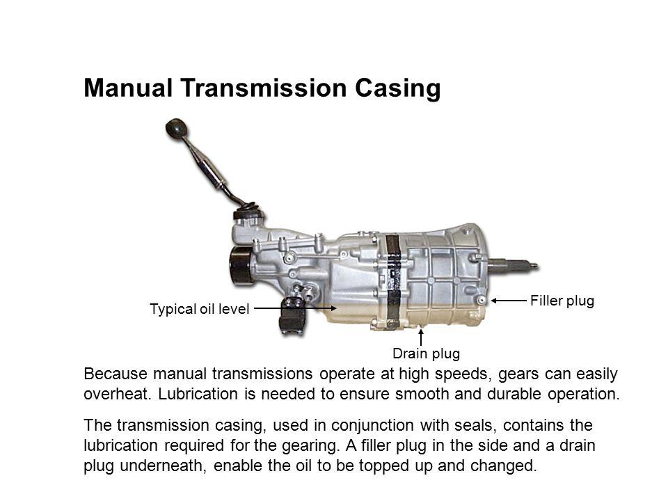 Manual Transmission Casing
