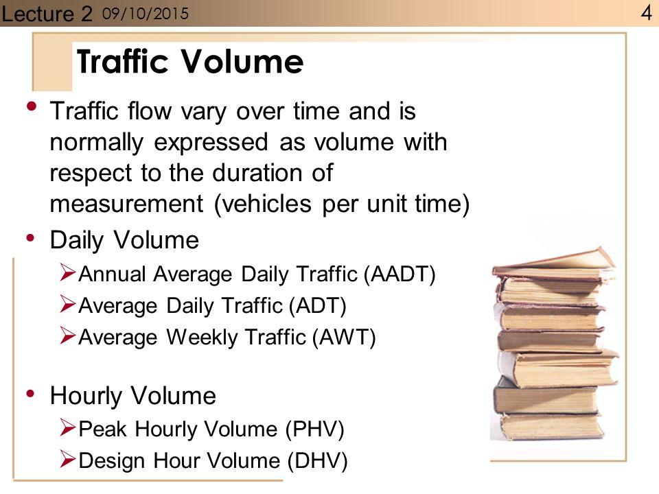 traffic flow analysis ppt