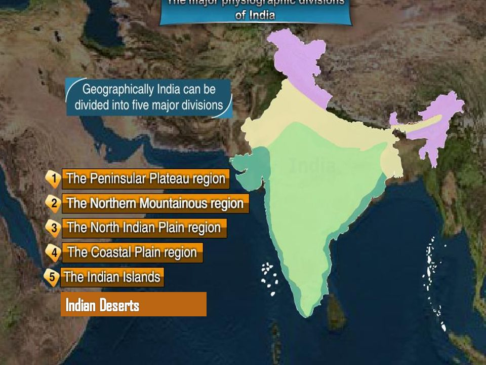 Physical Features Of India Ppt Video Online Download