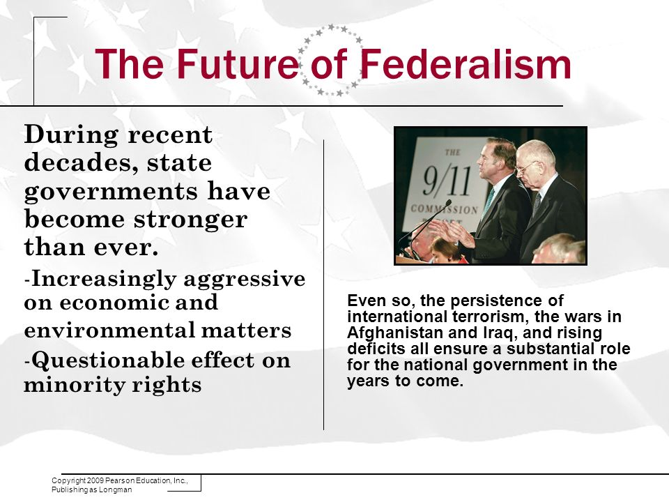 The Future of Federalism