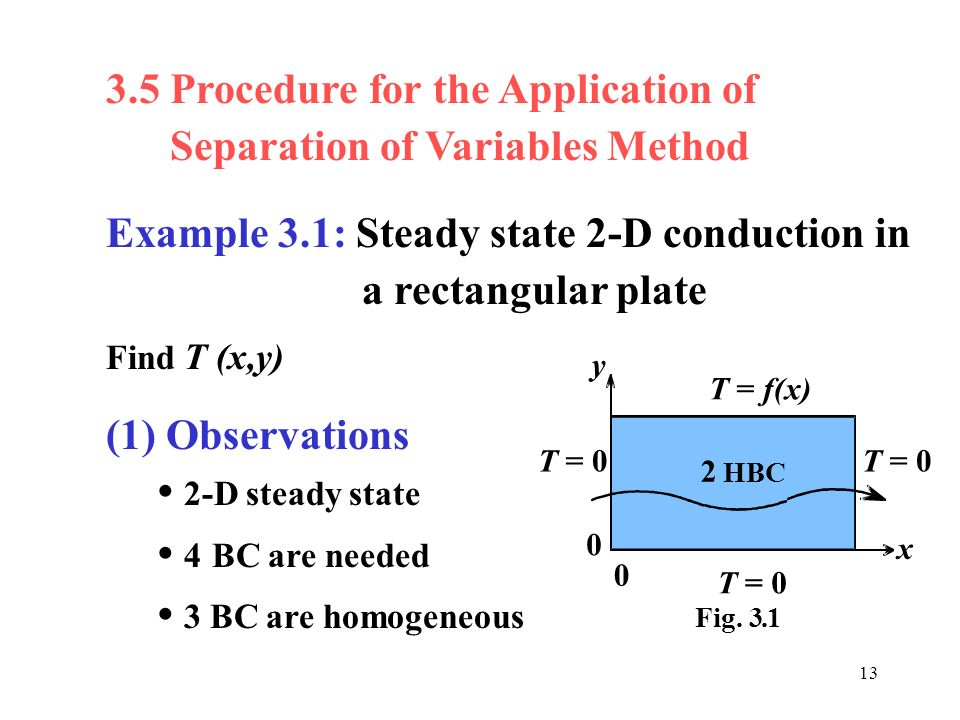 CHAPTER 3 TWO-DIMENSIONAL STEADY STATE CONDUCTION - ppt video online