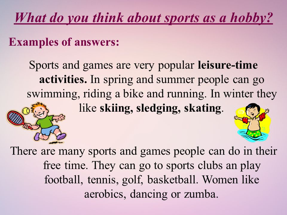 Sports You Can Do for Free