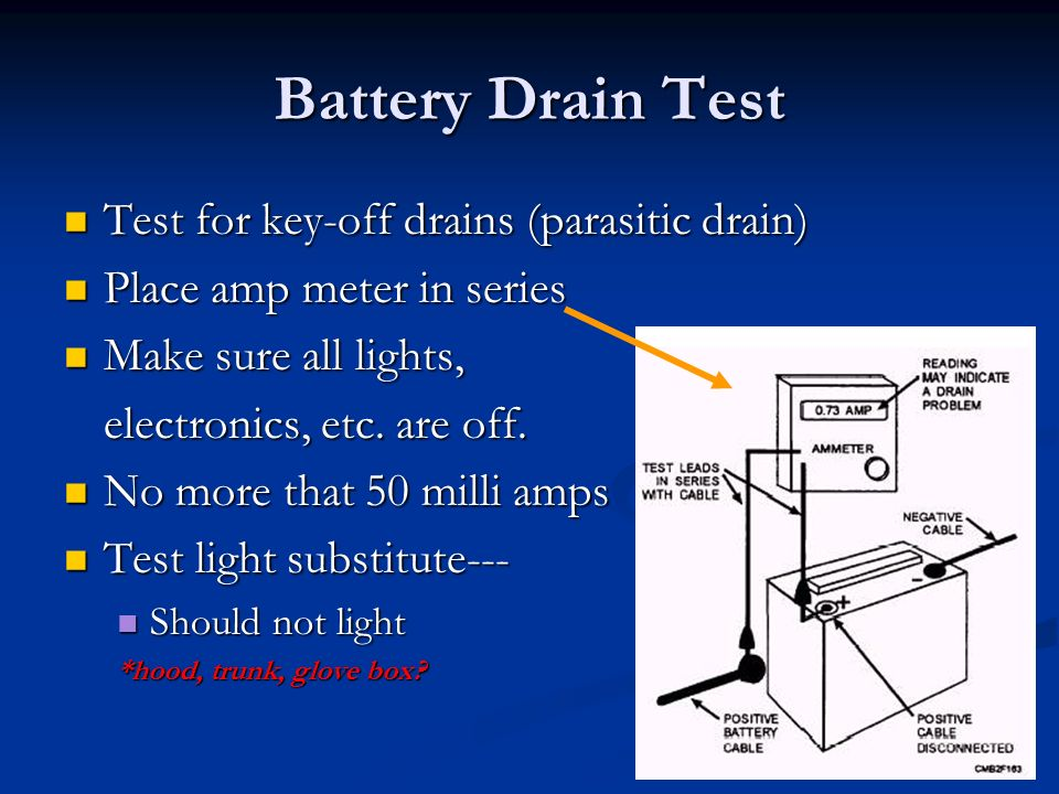 Battery Service Chapter 31 Page ppt video online download
