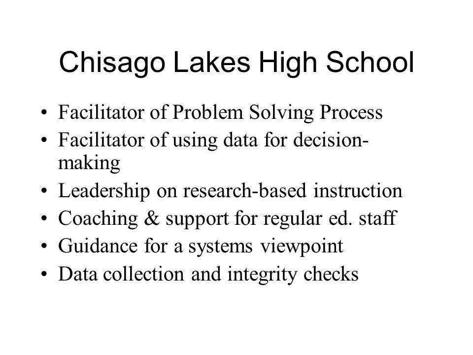 Chisago Lakes High School
