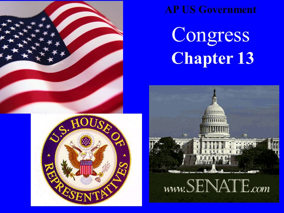 AP US Government Congress Chapter Ppt Download