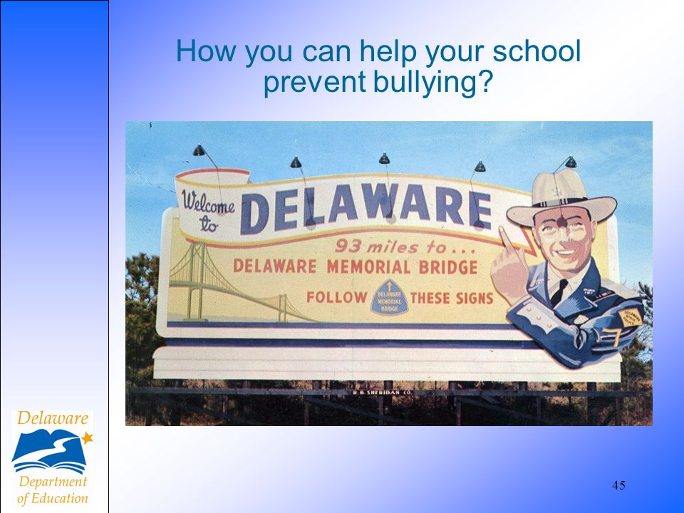 How you can help your school prevent bullying