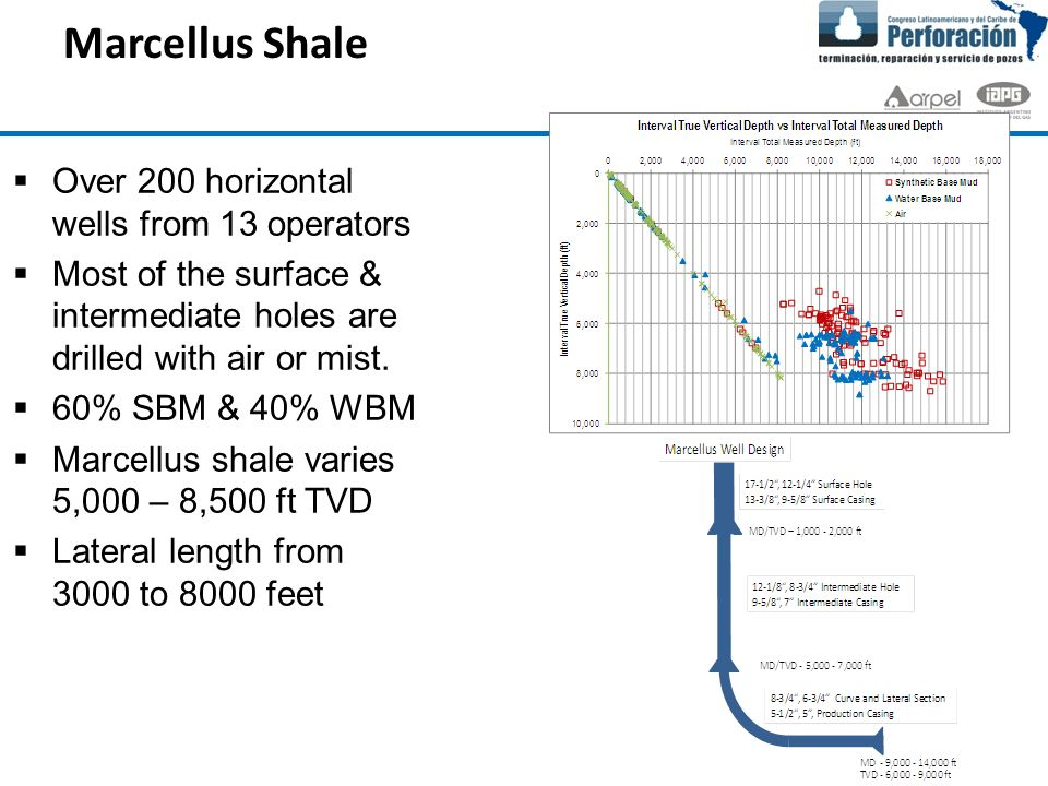 Drilling Experience and Lessons Learned from Key US Shale
