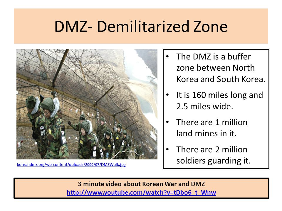 DMZ- Demilitarized Zone