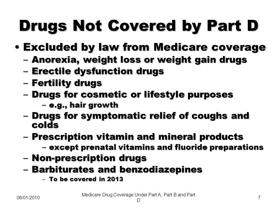 Medicare Prescription Drug Coverage Ppt Download