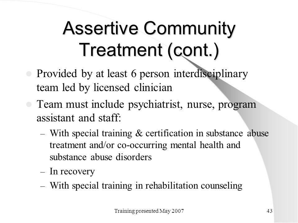 Rule 132 Medicaid Community Mental Health Service Program