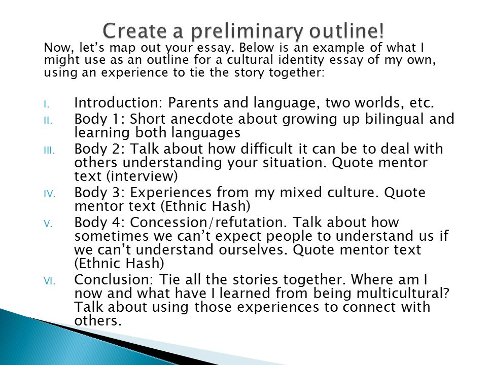 Unit 1: Cultural Conversations Writing Workshop for EA#1 - ppt video ...