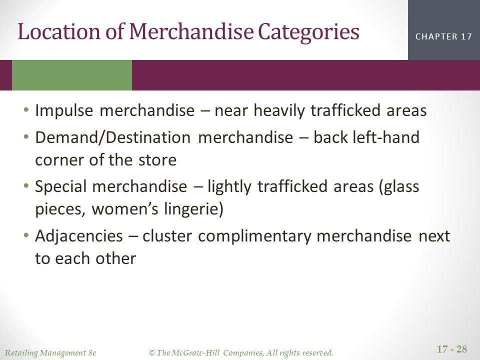 356f5f1b4feff Location of Merchandise Categories