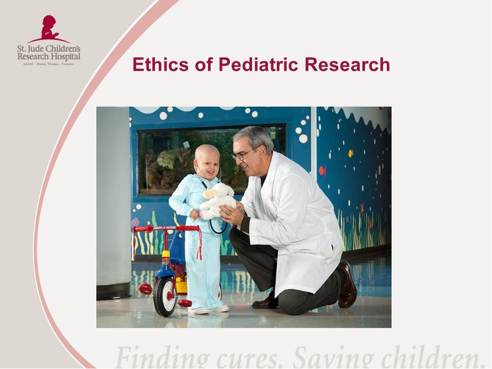 Ethics of Pediatric Research