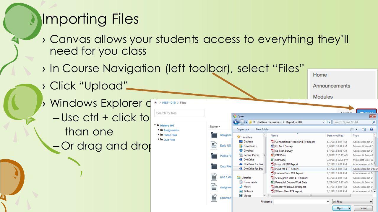 Canvas Lincoln Tech >> Introduction To Canvas K 5 Ppt Video Online Download