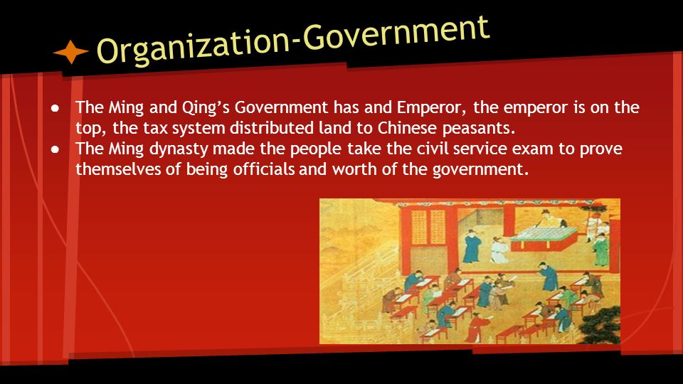 Organization-Government