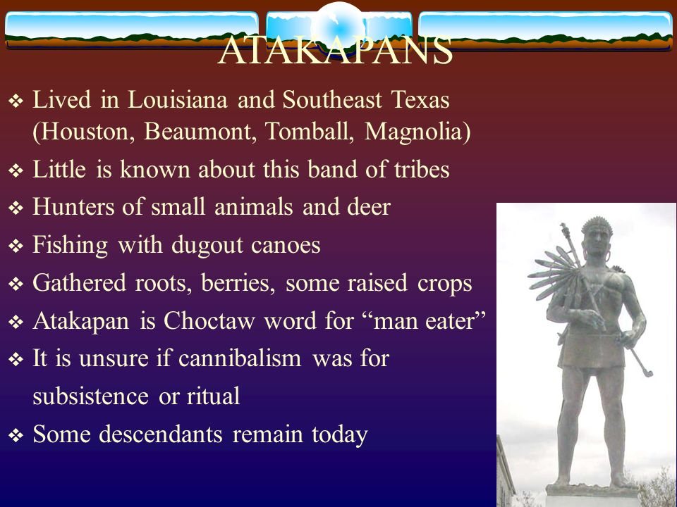 Native American Tribes Of Texas Ppt Video Online Download