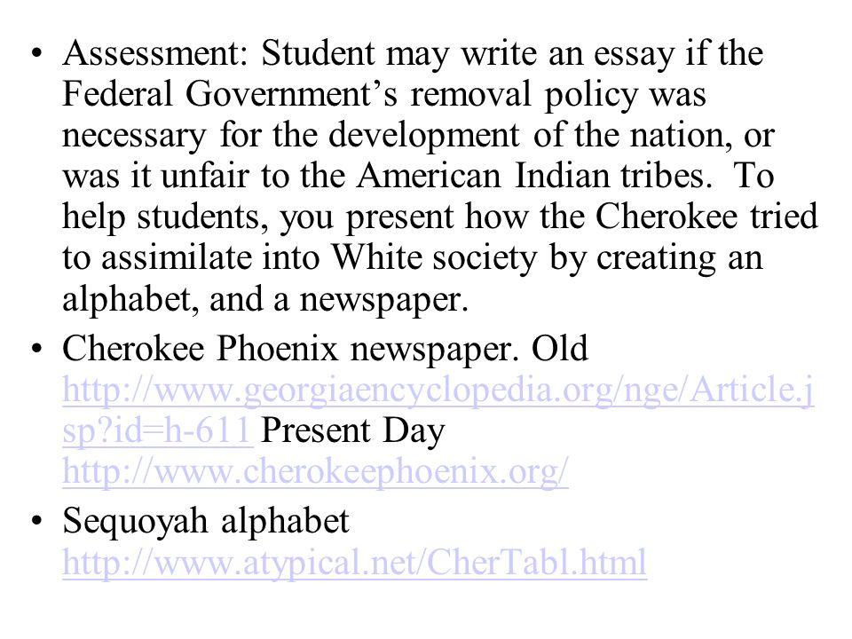 trail of tears essay child development essay short term memory ...