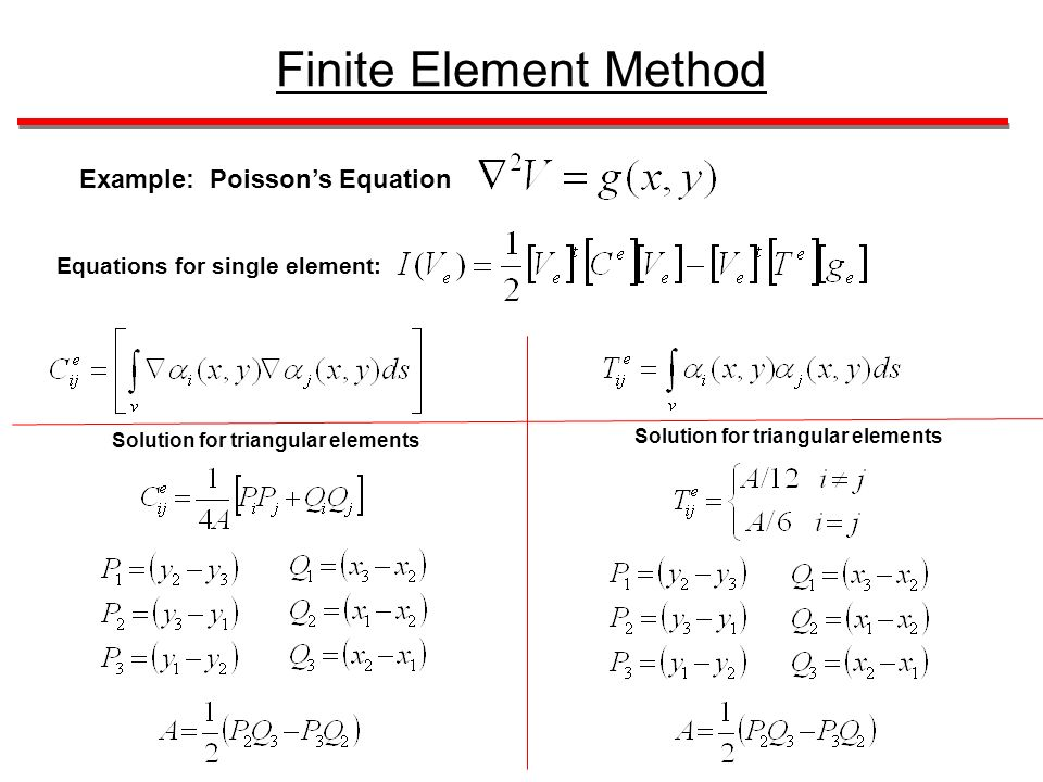 finite element method example - Hizir kaptanband co