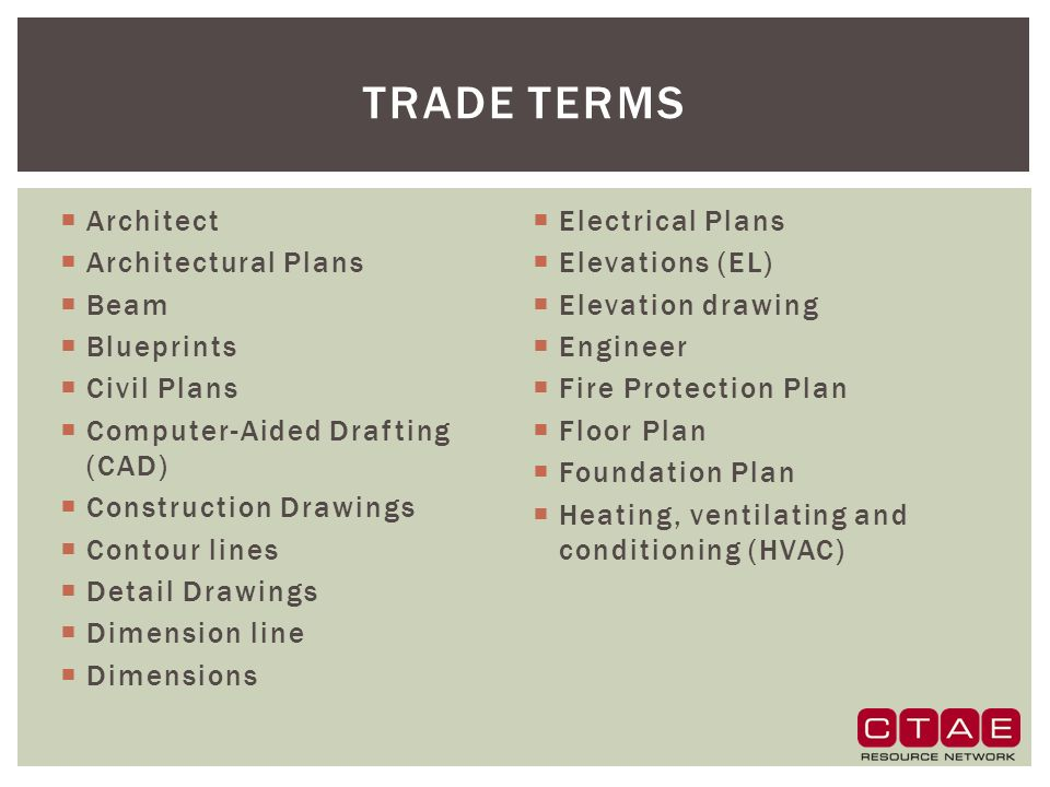 Construction Drawing Occupational Safety and Fundamentals - ppt