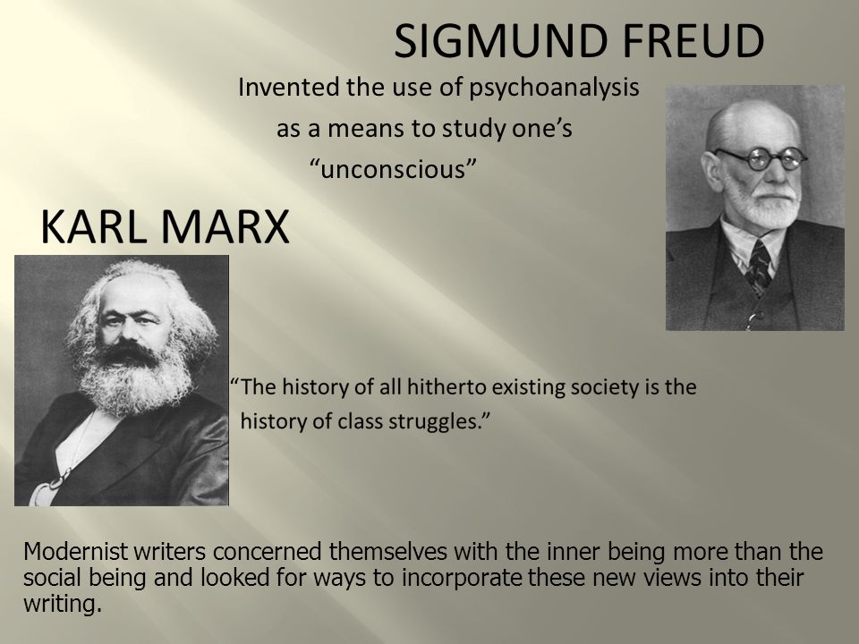 an analysis of sigmund freuds revolutionary ideas on modern psychoanalysis Is an analysis of wealth, power and lust in some segments of the  mentioned that the psychological ideas were new and embraced by especially the youth, and adults too, all  according to the father of psychology sigmund freud, the unconscious mind (or the unconscious) consists of the.