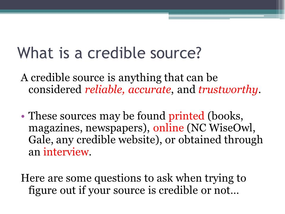 finding sources for a research paper Finding sources d on't know where to go to find sources for your research paper the links on this page will get you moving in the right direction  the full, searchable text of the columbia encyclopedia a good place to start your research and find additional sources.