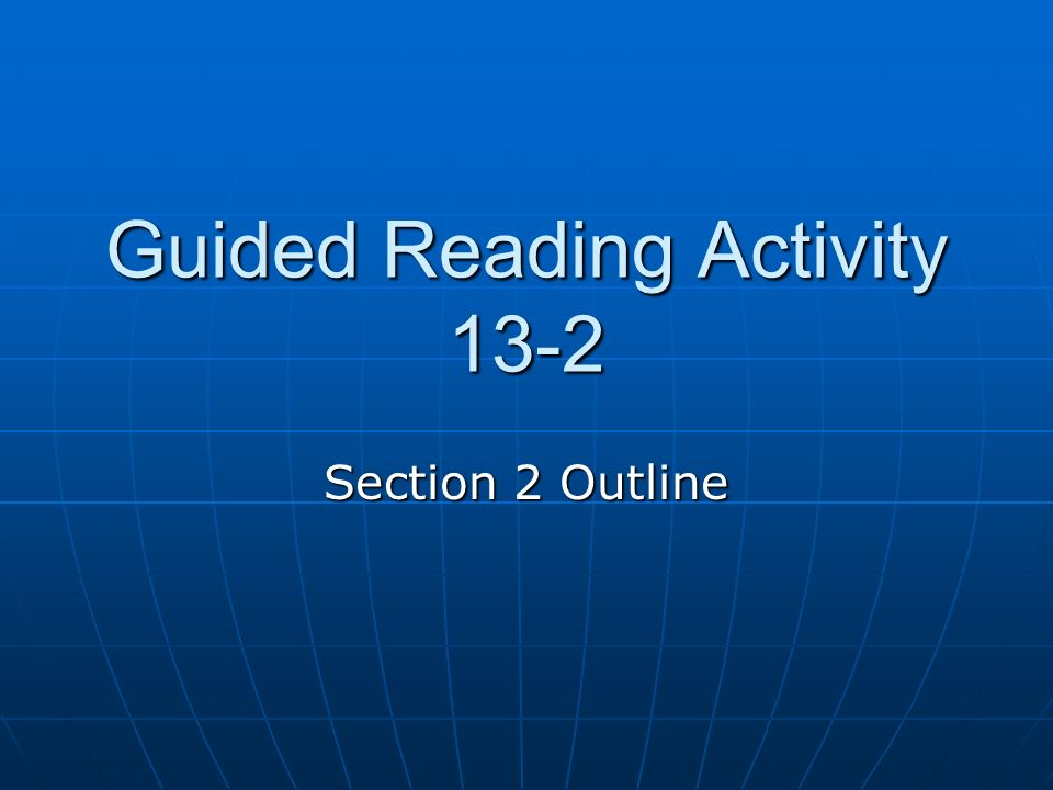 guided reading activity ppt download rh slideplayer com guided reading activity 14 2 guided reading activity 12 2 answers
