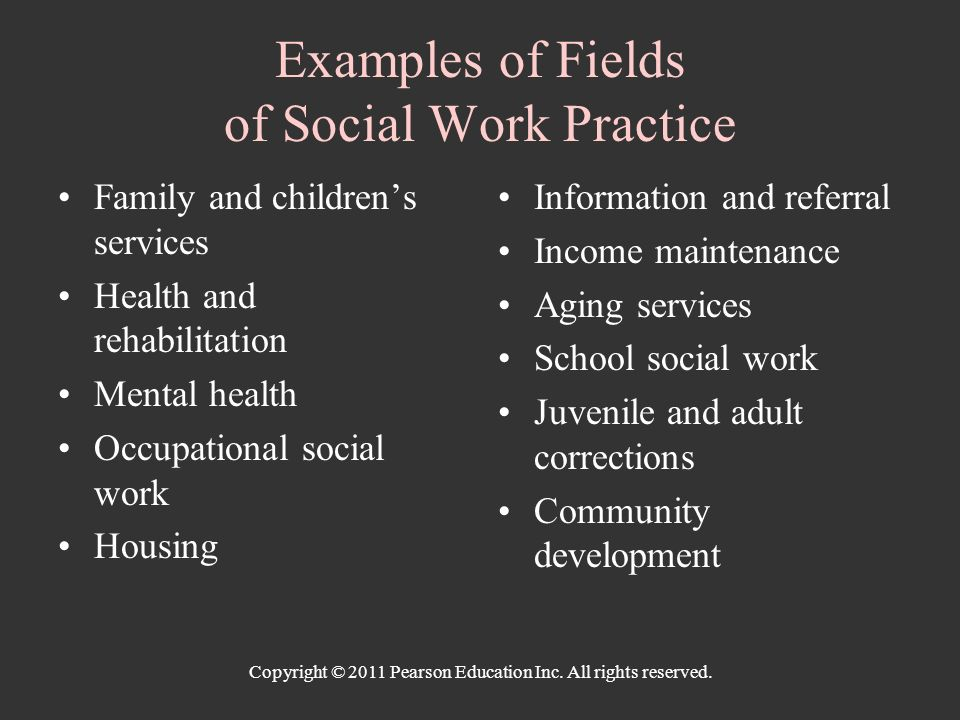 chapter 1 social work a helping profession ppt download