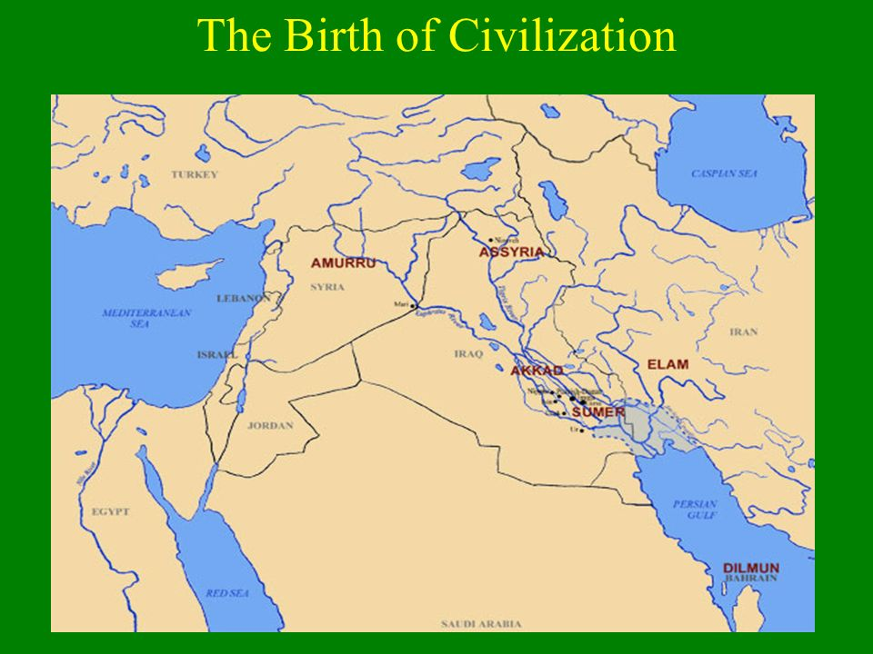 many ancient civilization was given birth by the river nile It is due to the nile river that the ancient egyptians were able to develop their civilization the nile river brought water and rich fertile soil that the egyptians used to grow crops in the egyptians knew which time of year the nile river would flood, bringing its gift of rich soil.