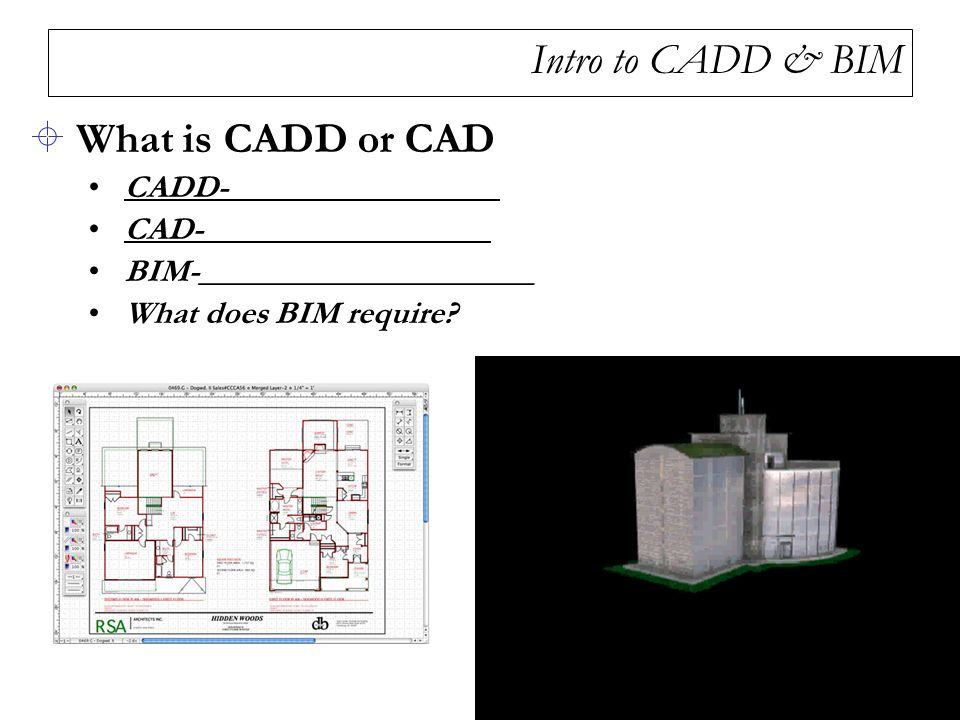 Chapter 7 Computer-Aided Design and Drafting in Architecture