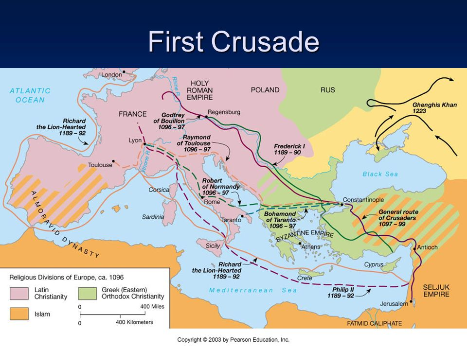 the crusades were military expeditions undertaken by