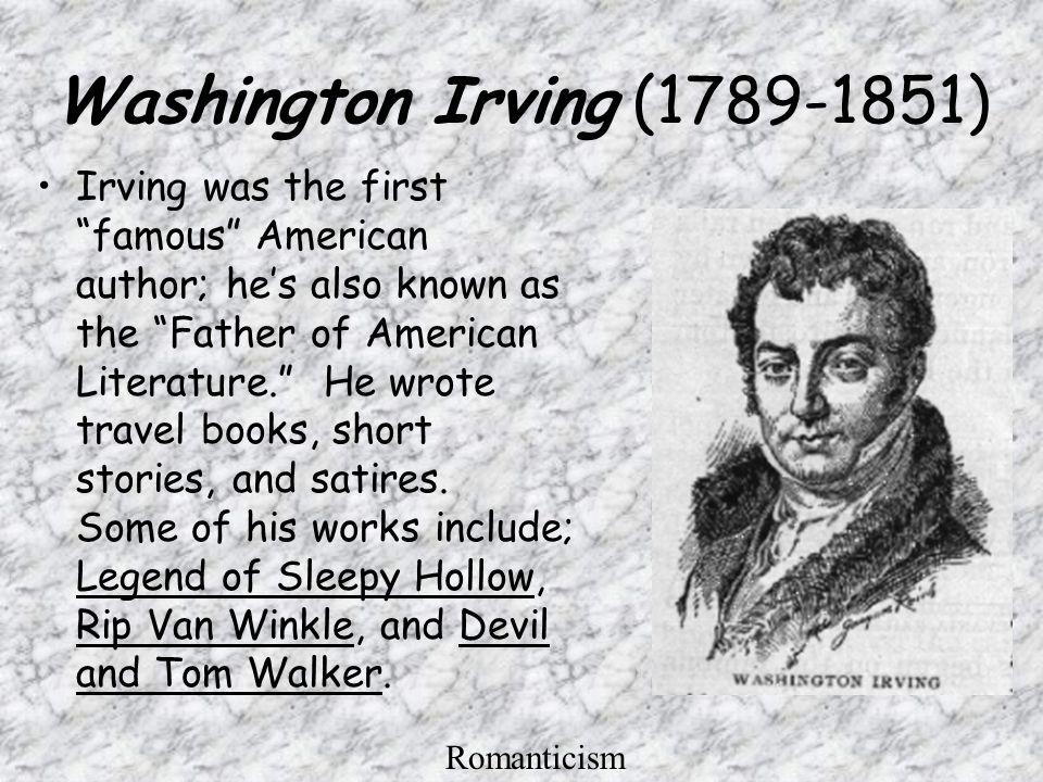 famous american literature short stories